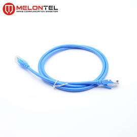 China Reliable Performance Cat6A LSZH Patch Cord RJ45 MT 5002  Full Copper factory