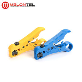 China RG Cable Stripping Tools  MT 8913 For Cat5e  / Telephone Cable Automatically Adapt factory