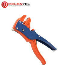 Cable Cutting Automatic Wire Stripper MT 8917 Olecranon Duckbill Self Adjusting For Coaxial Cable