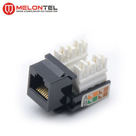China Practical 110 IDC Keystone Jack MT 5104 For Blank Patch Panel ISO Certificated factory