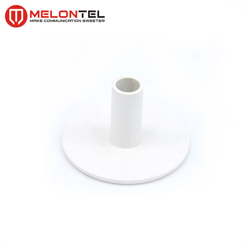 Practical FTTH Accessories Plastic Wall Tube For Cabling Exterior Slack Storage MT 1751 supplier