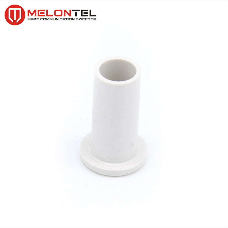 Small Durable FTTH Accessories MT 1752, Fiber Optic Cable Wiring SMA Indoor Plastic Through Wall Tube supplier