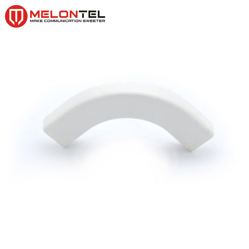 Fixed FTTH Indoor Cable Duct MT1755 Bending Angle Plastic Material supplier