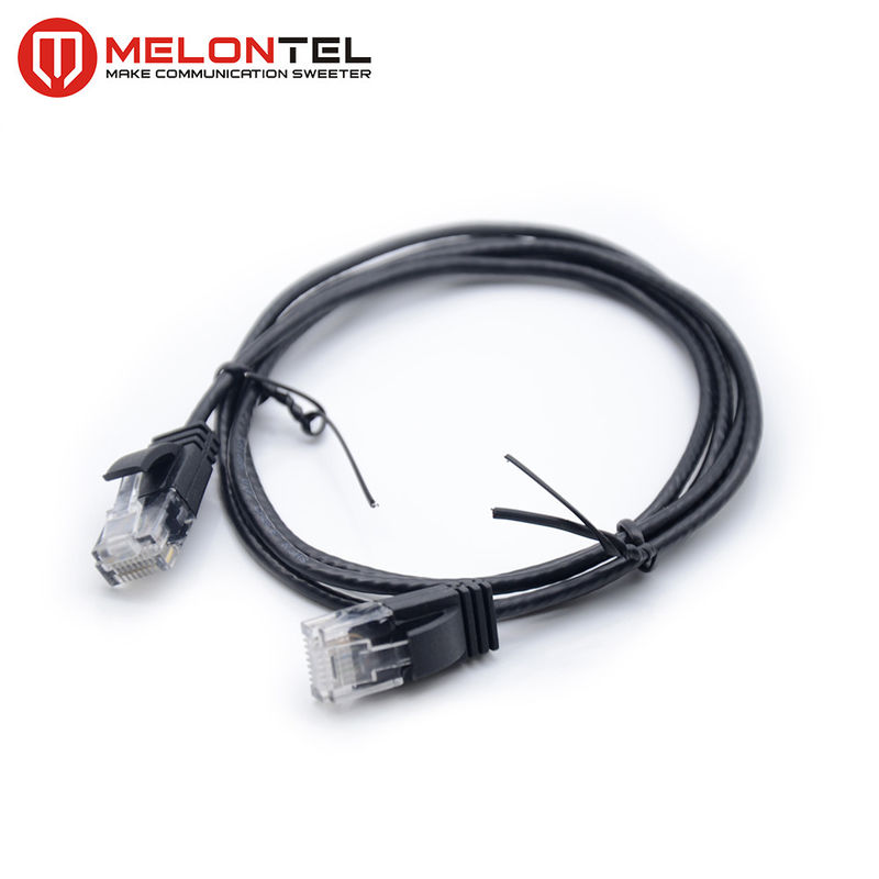 RJ45 Network Patch Cord 4PR Ethernet Cat6 / UTP  With Boot MT 5007 supplier