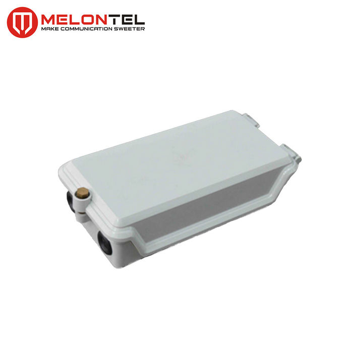 Gray Plastic 10 Pair Disconnection Module Outdoor Type OEM Available MT 3027