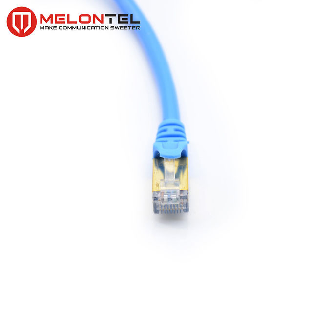 Full Copper STP Network Patch Cord  MT 5003  RJ45 / Cat5E  With Metal Plug